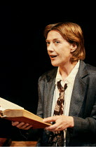 'A ROOM OF ONE'S OWN' (Woolf/Garland)~Eileen Atkins (Virginia Woolf)~Hampstead Theatre, London NW3          09/05/1989, revived 14/11/2001