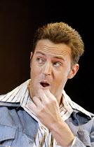 'SEXUAL PERVERSITY IN CHICAGO' (Mamet - director: Lindsay Posner)~Matthew Perry (Danny)~Comedy Theatre, London SW1                14/05/2003