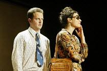 'SEXUAL PERVERSITY IN CHICAGO' (Mamet - director: Lindsay Posner)~Matthew Perry (Danny), Minnie Driver (Joan)~Comedy Theatre, London SW1                14/05/2003