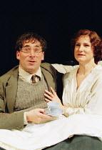 'STANLEY' (Gems)~Antony Sher (Stanley), Deborah Findlay (Hilda)~RNT/Cottesloe Theatre, London  01/02/1996