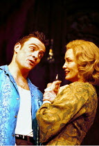 'A STREETCAR NAMED DESIRE' (Williams)~Toby Stephens (Stanley Kowalski), Jessica Lange (Blanche DuBois)~Theatre Royal, Haymarket/ London SW1  30/12/1996