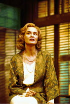 'A STREETCAR NAMED DESIRE' (Williams)~Jessica Lange (Blanche DuBois)~Theatre Royal, Haymarket/ London SW1  30/12/1996