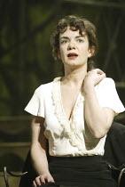 'SUDDENLY LAST SUMMER' (Tennessee Williams - director: Michael Grandage)~Victoria Hamilton (Catharine Holly)~Sheffield Lyceum / England                     17/02/2004