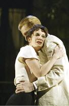 'SUDDENLY LAST SUMMER' (Tennessee Williams - director: Michael Grandage)~Victoria Hamilton (Catharine Holly), Mark Bazeley (Dr Cukrowicz)~Sheffield Lyceum / England                     17/02/2004