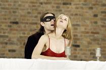 'TAMAR'S REVENGE' (Tirso de Molina / translation: James Fenton - director: Simon Usher) Matt Ryan (Amnon), Katherine Kelly (Tamar) Royal Shakespeare Company / Swan Theatre, Stratford-upon-Avon, Engl...