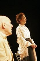 'TA MAIN DANS LA MIENNE' (Carol Rocamora, adapted by Marie-Hélène Estienne -  director: Peter Brook),Michel Piccoli, Natasha Parry,Theatre des Bouffes du Nord / BITE:05 / The Pit / Barbican Theatre,...