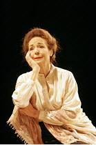 'TA MAIN DANS LA MIENNE' (Carol Rocamora, adapted by Marie-Hélène Estienne -  director: Peter Brook),Natasha Parry,Theatre des Bouffes du Nord / BITE:05 / The Pit / Barbican Theatre, London EC2...