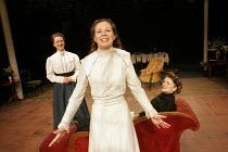 'THREE SISTERS' (Chekhov, in a version by Nicholas Wright - director: Andrew Hilton),l-r: Daisy Douglas (Olga), Catherine Hamilton (Irina), Lucy Black (Masha),Tobacco Factory / Bristol, England...