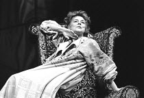 'TINY ALICE' (Albee)~Irene Worth (Miss Alice)~RSC/Aldwych Theatre, London  01/70
