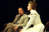 'UNCLE VANYA' (Chekhov)~Michael Gambon (Vanya), Greta Scacchi (Yelena)~Vaudeville Theatre  24/05/1988