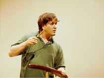 Antonio Pappano (conductor) rehearsing Royal National Scottish Orchestra~Usher Hall, Edinburgh 08/1997~(c) Donald Cooper/Photostage   photos@photostage.co.uk   ref/B-15