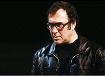 Harold Pinter (author) at rehearsal for 'OLD TIMES'~Royal Shakespeare Company (RSC) /Aldwych Theatre, London WC2  1980 ~(c) Donald Cooper/Photostage  ref/80-CT-01
