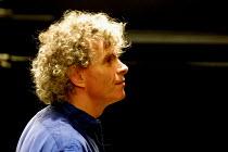 Simon Rattle, conductor~'FIDELIO'/Glyndebourne Festival Opera   05/2001 ~(c) Donald Cooper/Photostage   photos@photostage.co.uk   ref/4213