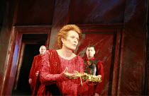 CORIOLANUS   by Shakespeare   director: Gregory Doran <br>,III/ii: Janet Suzman (Volumnia),Royal Shakespeare Company /  Royal Shakespeare Theatre, Stratford-upon-Avon, England   06/03/2007,part of RSC...