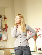 TREATS   by Christopher Hampton   director: Laurence Boswell <br>,Billie Piper (Ann),Garrick Theatre, London WC2    08/03/2007              ,