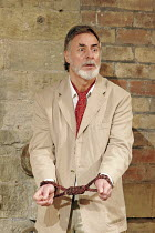 'THE COMEDY OF ERRORS' (Shakespeare - director: Barrie Rutter),Barrie Rutter (Egeon),Northern Broadsides, Halifax / England                          23/02/2005,