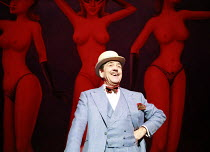 THE ENTERTAINER   by John Osborne   director: Sean Holmes <br>,Robert Lindsay (Archie Rice),Old Vic Theatre, London SE1       07/03/2007             ,