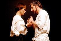 'ANTONY AND CLEOPATRA' (Shakespeare - director: Peter Brook)~Glenda Jackson (Cleopatra), Alan Howard (Antony)~Royal Shakespeare Company / Royal Shakespeare Theatre   Stratford-upon-Avon...