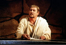 'ANTONY AND CLEOPATRA' (Shakespeare - director: John Caird)~John Nettles (Octavius Caesar)~Royal Shakespeare Company / Royal Shakespeare Theatre   Stratford-upon-Avon          05/11/1992