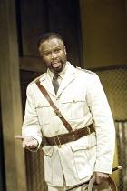'OTHELLO' (Shakespeare - director: Gregory Doran),Sello Maake Ka-Ncube (Othello),Royal Shakespeare Company / Swan Theatre   Stratford-upon-Avon, England            18/02/2004,