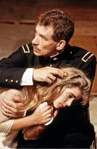 OTHELLO by Shakespeare - director: Trevor Nunn ~Imogen Stubbs (Desdemona), Ian McKellen (Iago) ~Royal Shakespeare Company / The Other Place   Stratford-upon-Avon  1989,