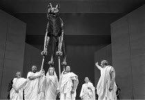 'CORIOLANUS' (Shakespeare)~~RSC / RST  1972