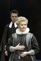 'ALL'S WELL THAT ENDS WELL' (Shakespeare - director: Gregory Doran)~Jamie Glover (Bertram), Judi Dench (The Countess of Rossillion)~Swan Theatre / Royal Shakespeare Company   Stratford-upon-Avon, Engl...