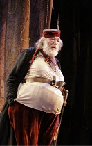 HENRY IV part i' (Shakespeare - director: Nicholas Hytner),II/iv - The Boar's Head: Michael Gambon (Sir John Falstaff),Olivier Theatre / National Theatre NT, London SE1            04/05/2005,