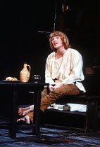 'HENRY IV/i' (Shakespeare)~Gerard Murphy (Henry, Prince of Wales)~RSC/Barbican Theatre, London EC2    07/05/1982