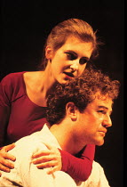 'HENRY IV part i' (Shakespeare)~Sylvestra Le Touzel (Lady Percy), Owen Teale (Henry Percy - 'Hotspur')~RSC / RST  1991