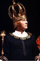 'HENRY VI part i' (Shakespeare)~Alan Howard (Henry VI)~Royal Shakespeare Company   Aldwych Theatre, London   1978