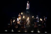 'The Plantagenets - HENRY VI' (Shakespeare)~top: Julia Ford (Joan La Pucelle)~Royal Shakespeare Company   1988/9