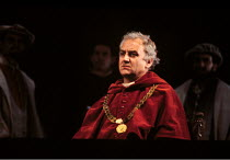 'HENRY VIII' (Shakespeare) John Thaw (Cardinal Wolsey) RSC / RST  1983