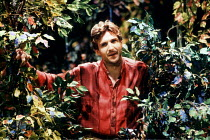 'LOVE'S LABOUR'S LOST' (Shakespeare) Ralph Fiennes (Berowne) RSC / Barbican Theatre, London                     1991