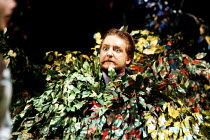 'LOVE'S LABOUR'S LOST' (Shakespeare) Simon Russell Beale (King of Navarre) RSC / Royal Shakespeare Theatre, Stratford-upon-Avon                      1990