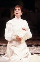 'LOVE'S LABOUR'S LOST' (Shakespeare - director: Barry Kyle),Emily Richard (Princess of France),Royal Shakespeare Company / Barbican Theatre, London EC2                        07/08/1985      ,