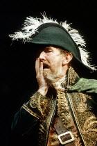 'LOVE'S LABOUR'S LOST' (Shakespeare)~John Wood (Don Adriano de Armado)~RSC / Royal Shakespeare Theatre, Stratford-upon-Avon                      1990