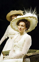 'LOVE'S LABOUR'S LOST' (Shakespeare - director: Trevon Nunn)~Olivia Williams (The Princess of France)~Olivier Theatre / National Theatre, London SE1              21/02/2003