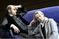 'TWELFTH NIGHT' (Shakespeare -  director: Sam Mendes)~Mark Strong (Orsino), Emily Watson (Viola)~Donmar Warehouse, London WC2           22/10/2002
