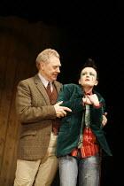 TWELFTH NIGHT   by Shakespeare - director: Michael Boyd ~Peter Bygott (Fabian), Sally Tatum (Viola)~Royal Shakespeare Company (RSC), Royal Shakespeare Theatre, Stratford-upon-Avon  28/04/2005 ~(c) Don...