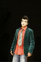 TWELFTH NIGHT   by Shakespeare - director: Michael Boyd ~Gurpreet Singh (Sebastian) ~Royal Shakespeare Company (RSC), Royal Shakespeare Theatre, Stratford-upon-Avon  28/04/2005 ~(c) Donald Cooper/Phot...
