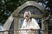 'TWELFTH NIGHT' (Shakespeare - director: Timothy Sheader),Martin Jarvis (Malvolio),Open Air Theatre / Regent's Park, London  NW1         06/06/2005             ,