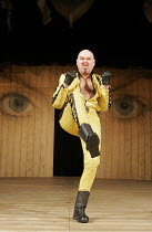 'TWELFTH NIGHT' (Shakespeare - director: Michael Boyd) ~Richard Cordery (Malvolio) ~Royal Shakespeare Company (RSC), Royal Shakespeare Theatre, Stratford-upon-Avon  28/04/2005 ~(c) Donald Cooper/Photo...