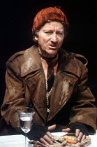'TIMON OF ATHENS' (Shakespeare - director: Trevor Nunn)~Barry Foster (Apemantus)~The Young Vic / London SE1   06/03/1991