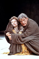 'TITUS ANDRONICUS' (Shakespeare),Sonia Ritter (Lavinia), Brian Cox (Titus Andronicus),Royal Shakespeare Company / Swan Theatre   Stratford-upon-Avon             28/04/1987,