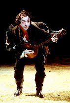 'THE WINTER'S TALE' (Shakespeare)~Ken Stott (Autolycus)~Cottesloe Theatre/National Theatre, London             18/05/1988
