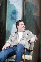 GIANNI SCHICCHI   by Puccini   conductor: Antonio Pappano   director: Richard Jones <br>,Bryn Terfel (Gianni Schicchi),The Royal Opera / Covent Garden   London WC2     30/03/2007 ,
