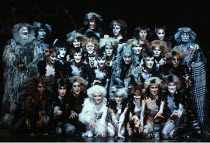 'CATS' (Lloyd Webber / T.S.  Eliot)~1989 London cast ~New London Theatre  1989