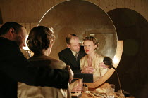 THE JEWISH WIFE   by Bertolt Brecht   translated by Martin Crimp   director: Katie Mitchell <br>,Anastasia Hille (Wife), Sean Jackson (Husband),The Young Vic, London SE1         04/04/2007    ,
