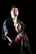 'IL TROVATORE' (Verdi) Julian Gavin (Manrico), Sally Burgess (Azucena) English National Opera, London   09/04/2001